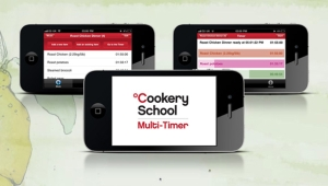 Cookery School splash screen