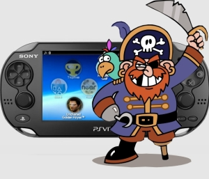 playstation vita pirate