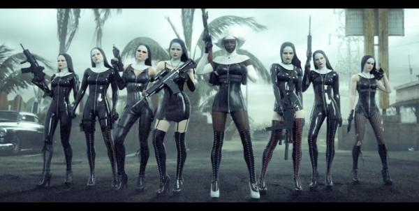 IO's Hitman: Absolution - Attack of the Saints screengrab